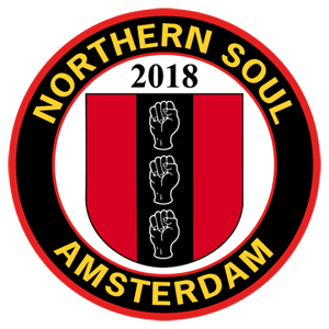 Northern Soul Amsterdam badge 2018