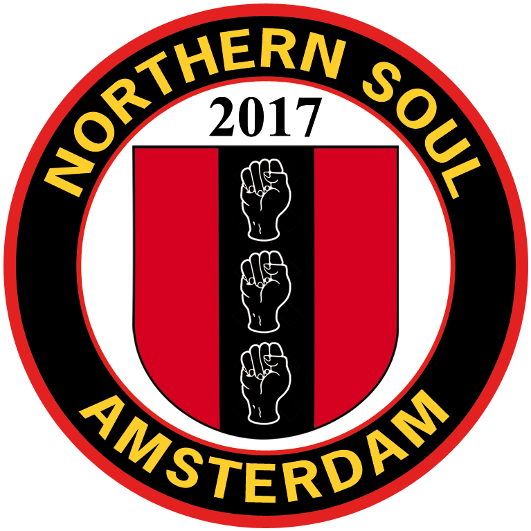 Northern Soul Amsterdam badge